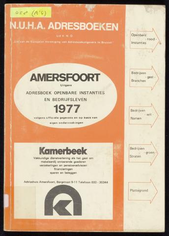 Adresboeken Amersfoort 1977