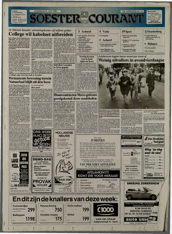 Soester Courant 1995-06-21