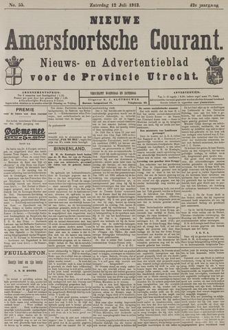 Nieuwe Amersfoortsche Courant 1913-07-12