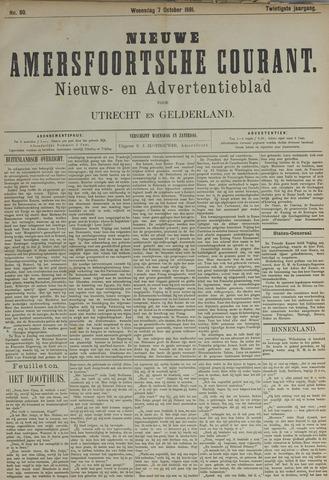 Nieuwe Amersfoortsche Courant 1891-10-07