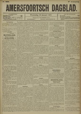 Amersfoortsch Dagblad 1907-01-30