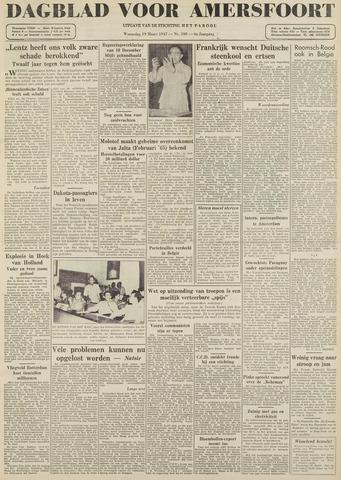 Dagblad voor Amersfoort 1947-03-19