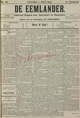 De Eemlander 1905-04-01