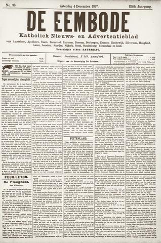 De Eembode 1897-12-04