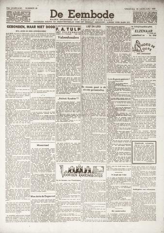 De Eembode 1941-01-10