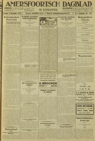 Amersfoortsch Dagblad / De Eemlander 1932-12-13