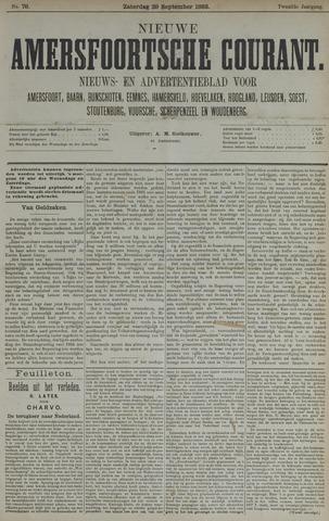 Nieuwe Amersfoortsche Courant 1883-09-29