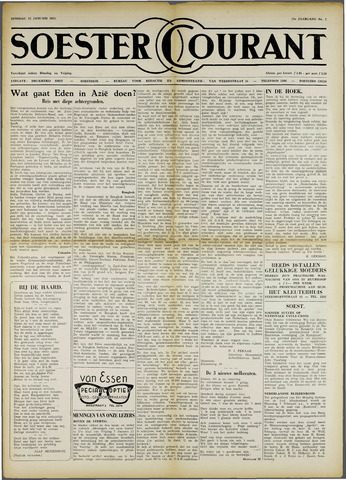 Soester Courant 1955-01-25
