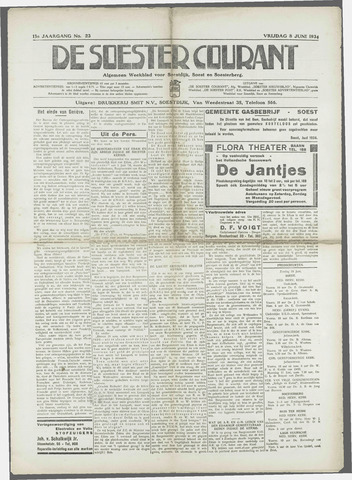 Soester Courant 1934-06-08