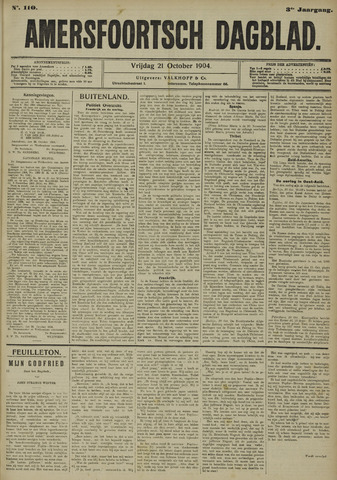 Amersfoortsch Dagblad 1904-10-21