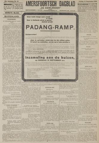 Amersfoortsch Dagblad / De Eemlander 1926-09-10