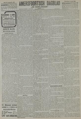 Amersfoortsch Dagblad / De Eemlander 1921-07-23