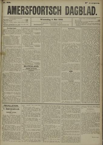 Amersfoortsch Dagblad 1908-05-06