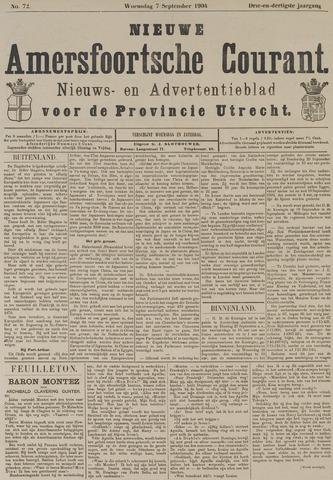 Nieuwe Amersfoortsche Courant 1904-09-07