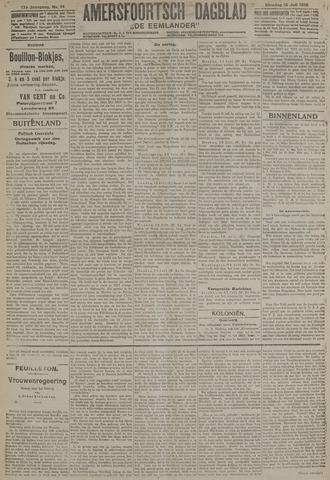 Amersfoortsch Dagblad / De Eemlander 1918-07-16