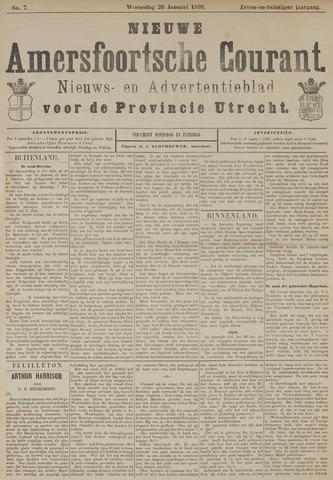 Nieuwe Amersfoortsche Courant 1898-01-26