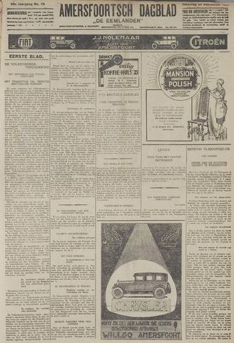 Amersfoortsch Dagblad / De Eemlander 1927-09-24