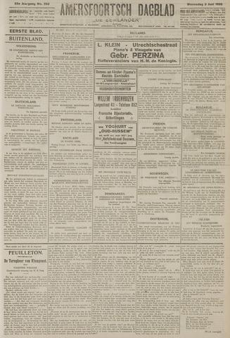 Amersfoortsch Dagblad / De Eemlander 1925-06-03