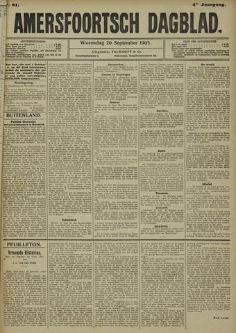 Amersfoortsch Dagblad 1905-09-20