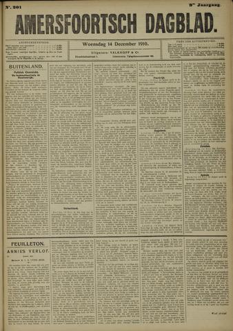 Amersfoortsch Dagblad 1910-12-14