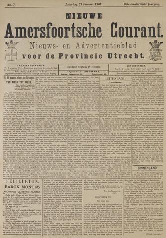 Nieuwe Amersfoortsche Courant 1904-01-23