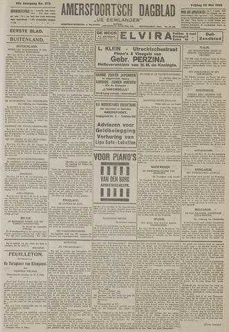 Amersfoortsch Dagblad / De Eemlander 1925-05-22