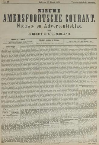 Nieuwe Amersfoortsche Courant 1893-03-18