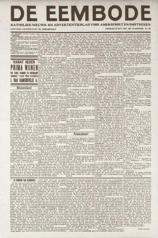 De Eembode 1919-10-21