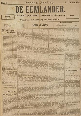 De Eemlander 1907-01-02