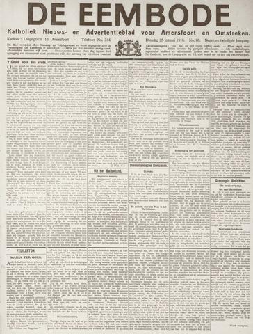 De Eembode 1916-01-25