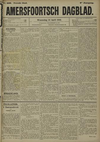 Amersfoortsch Dagblad 1908-04-22
