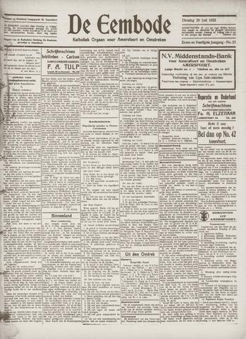 De Eembode 1933-06-20