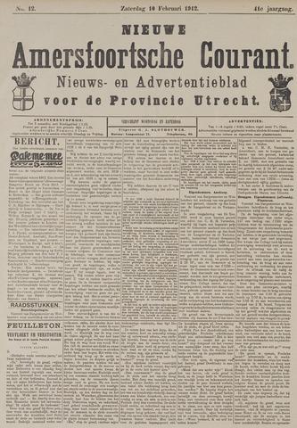 Nieuwe Amersfoortsche Courant 1912-02-10