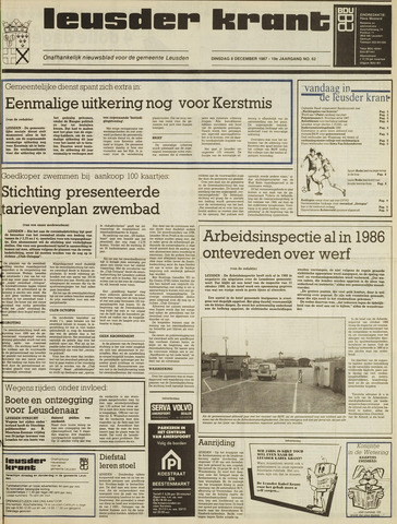 Leusder Krant 1987-12-08