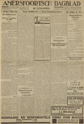 Amersfoortsch Dagblad / De Eemlander 1932-03-19