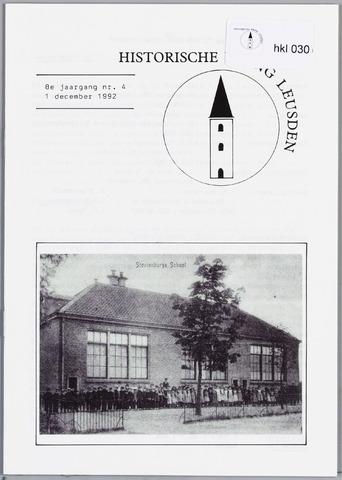 Historische Kring Leusden 1992-12-01