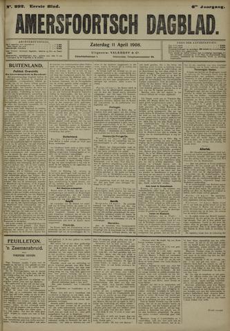 Amersfoortsch Dagblad 1908-04-11