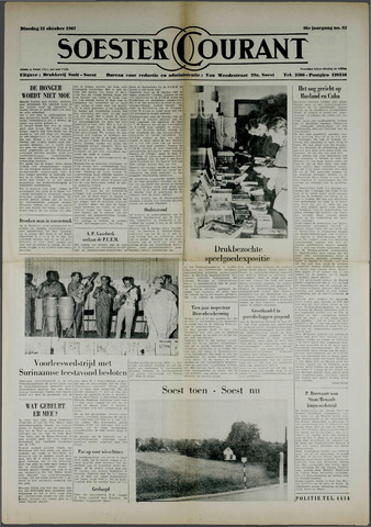 Soester Courant 1967-10-31