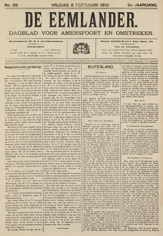 De Eemlander 1912-02-02