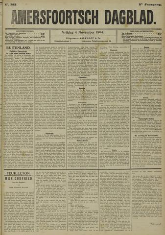 Amersfoortsch Dagblad 1904-11-04