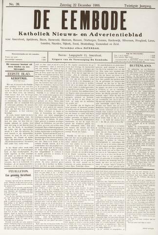 De Eembode 1906-12-22