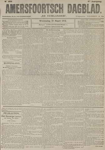 Amersfoortsch Dagblad / De Eemlander 1913-03-19