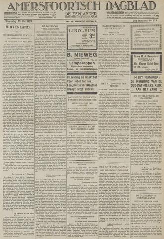 Amersfoortsch Dagblad / De Eemlander 1928-05-23