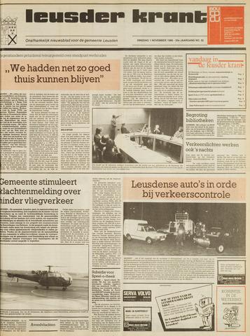 Leusder Krant 1988-11-01