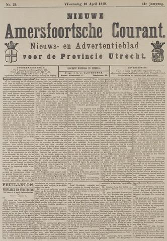 Nieuwe Amersfoortsche Courant 1912-04-10