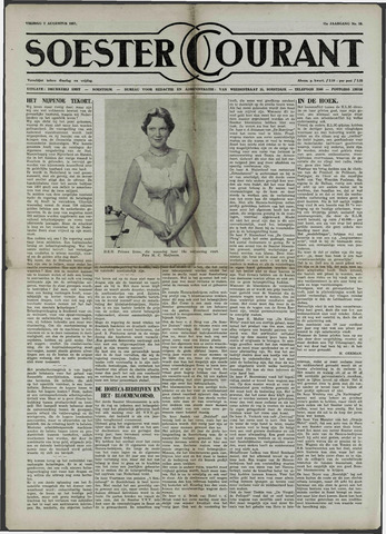 Soester Courant 1957-08-02