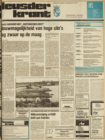 Leusder Krant 1977-09-01
