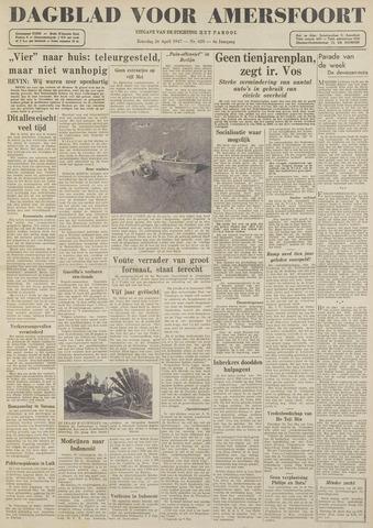Dagblad voor Amersfoort 1947-04-26