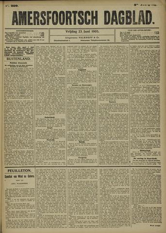 Amersfoortsch Dagblad 1905-06-23