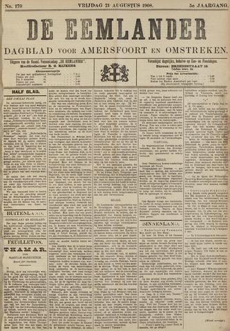 De Eemlander 1908-08-21
